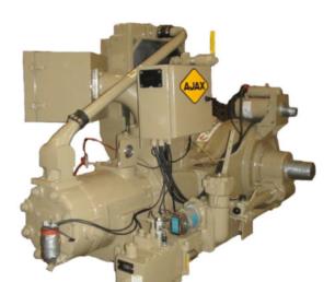 AJAX Natural Gas Engine