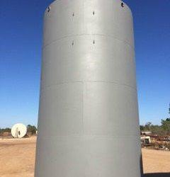 Rebuilt Steel Ttank-1