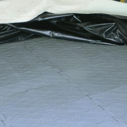 temp flooring