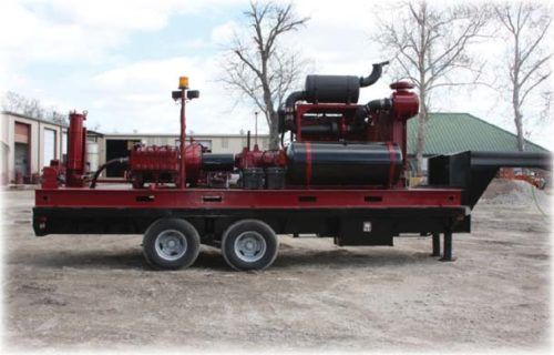 Gardner Denver TX-450HBVSD-1
