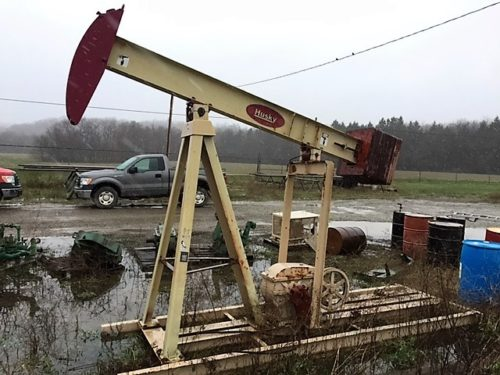 Welding Beds For Sale >> 40 and 25 Pump Jacks For Sale - Oil Patch Surplus