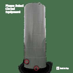 single wall tank