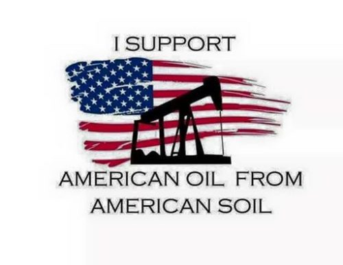 i support american oil