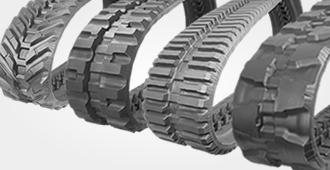 Rubber Tracks For Compact Track Loaders For Sale - Oil Patch