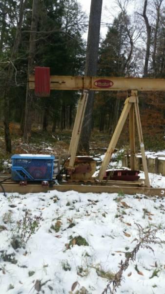 Husky Pumping Unit 1