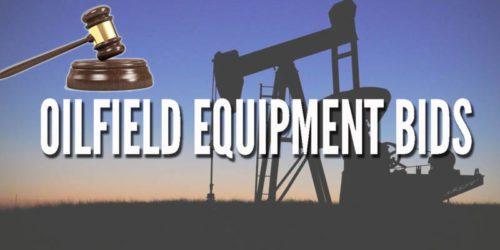 Oilfield Equipment Bids - Oil Patch Surplus