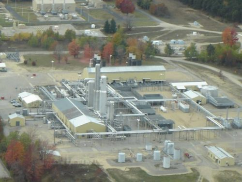 Gas processing Plant For Sale