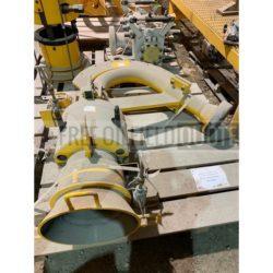 Main FOQi Subsea Pipeline connectors (RICRAC) & Subsea Pressure caps