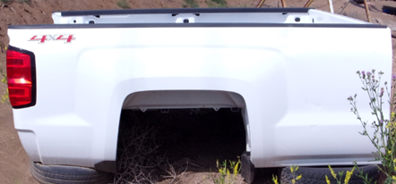new truck bed