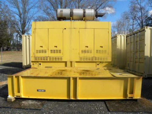 Caterpillar 3412 generator  1-15-20         023