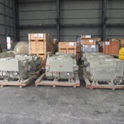 GE 752 motors