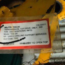 TDS-3H Label