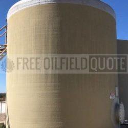 500BBL Fiberglass Tank in San Angelo TX