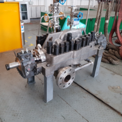 2 INCH X 5 STAGES API 610 BB3 PUMP