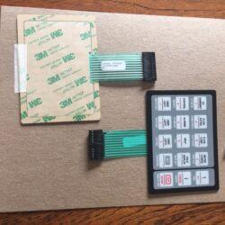 New ROC 407 Keypads
