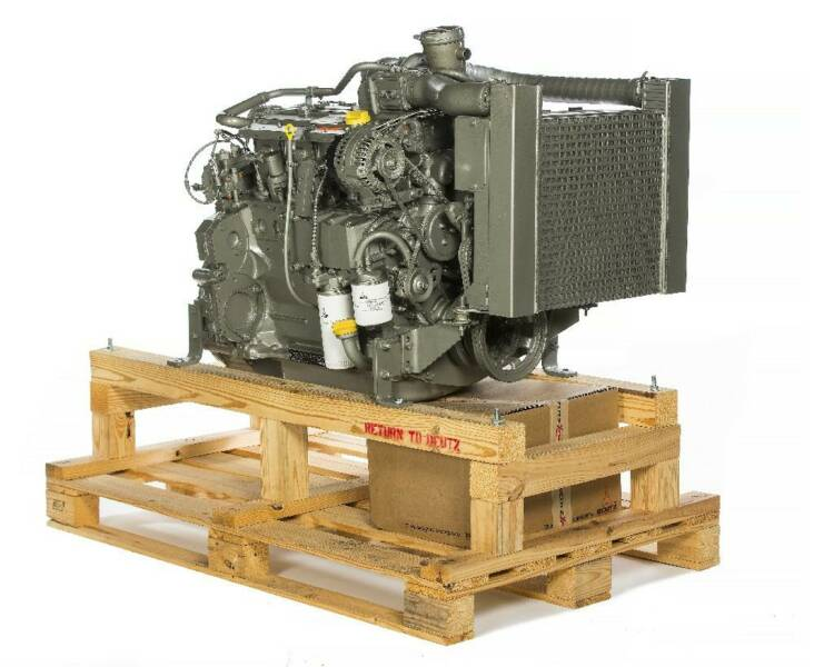 REBULIT DEUTZ BF4M1012C ENGINE FOR SALE